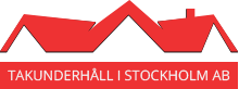 Takunderhåll i Stockholm AB Logotyp